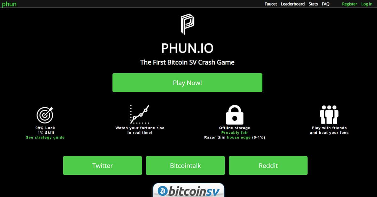 Phun.io Screenshot